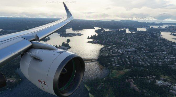 微软:《微软飞行模拟》的又一批来自社区的Alpha预览版截图公布