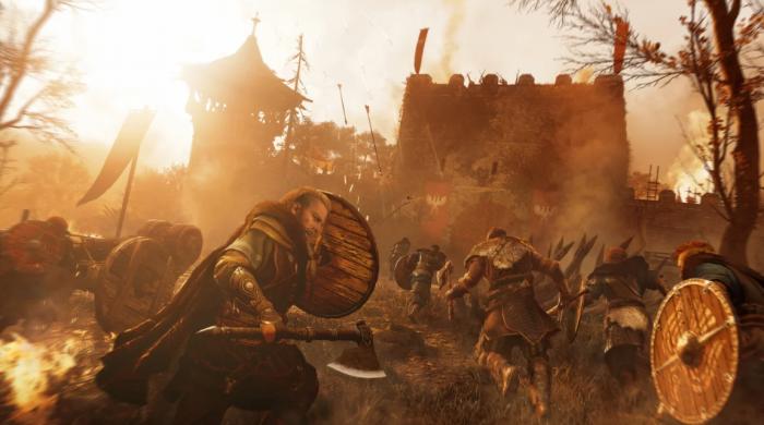 《刺客信条英灵殿》升级版Animus系统将为玩家的全新玩法