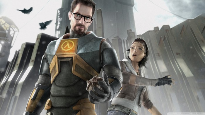 在这些被搁置的游戏中,最引人注目的是《半条命3》