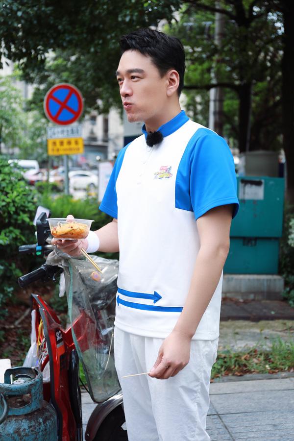 游戏综艺《元气满满的哥哥》正式播出 王耀庆的艺能感圈粉
