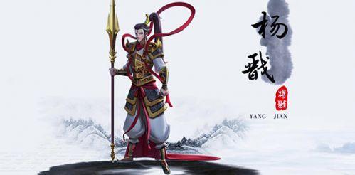 """""""云北京市场""""正式上线,动画电影《杨戬》公布全新美术设计视频"""