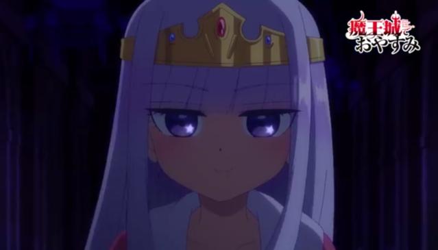 TV动画《在魔王城说晚安》公开第2弹PV,于10月5日开播