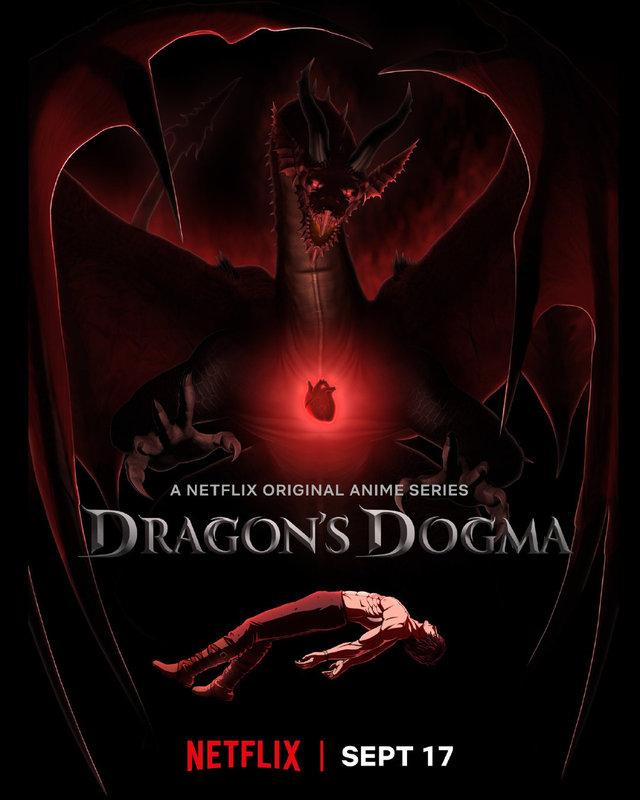 电视动画《龙之信条》)公开了日文版声优版预告及角色宣传片
