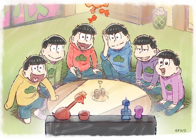 电视动画「阿松」第3季已于10月12日晚正式开播