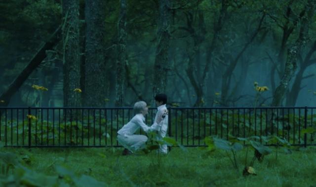 漫改真人版「约定的梦幻岛」主题曲预告公开,该剧将于12月18日上映