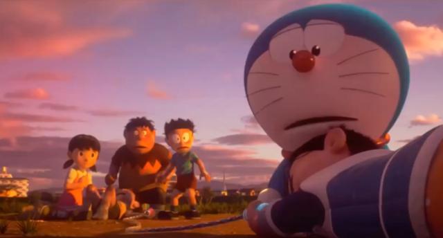 「哆啦A梦:伴我同行2」主题歌「虹」完整版公开!