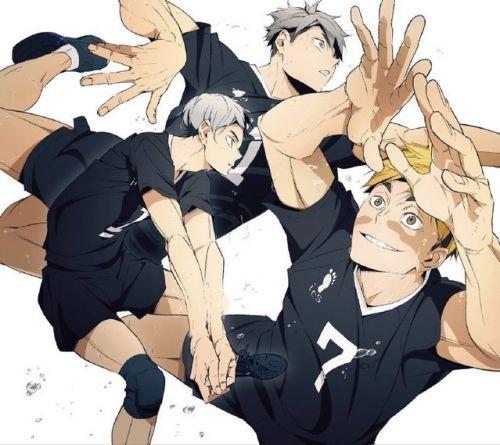 「排球少年」第四季OP 「突破口」CD于10月22日公开发售!