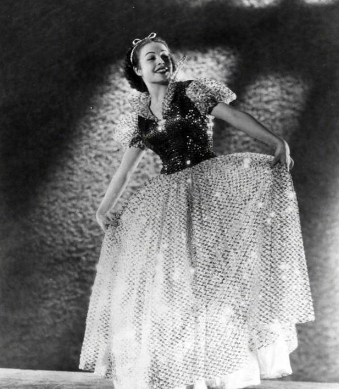 经典迪士尼动画《白雪公主》担任主角的真人原型的玛吉·钱皮恩去世