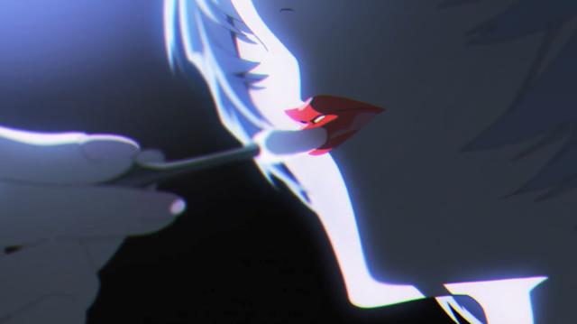 「EVA」与KATE新联动口红的宣传动画公开,主角是绫波丽!
