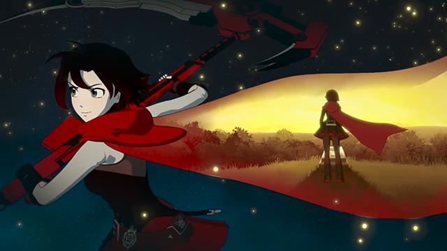 电视动画「RWBY 」公开了第八季OP动画,本作已于11月7日开始播出