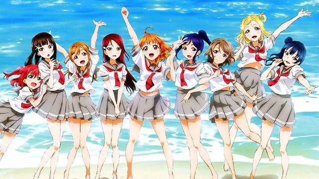 电视动画「LoveLive! Sunshine!! 」典藏版专辑试听动画公开,预计于12月9日发售