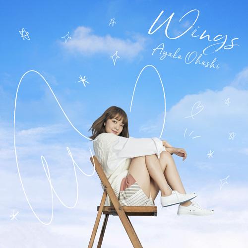 声优歌手大桥彩香将在12月16日推出第三张专辑「WINGS」