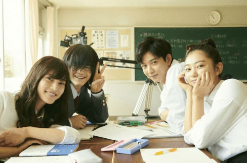 漫改编的真人日剧「堀与宫村」即将于2月16日正式开播,公开了部分新剧照