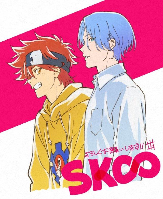 TV动画「SK∞ エスケーエイト(无限滑板)」已于1月10日开播