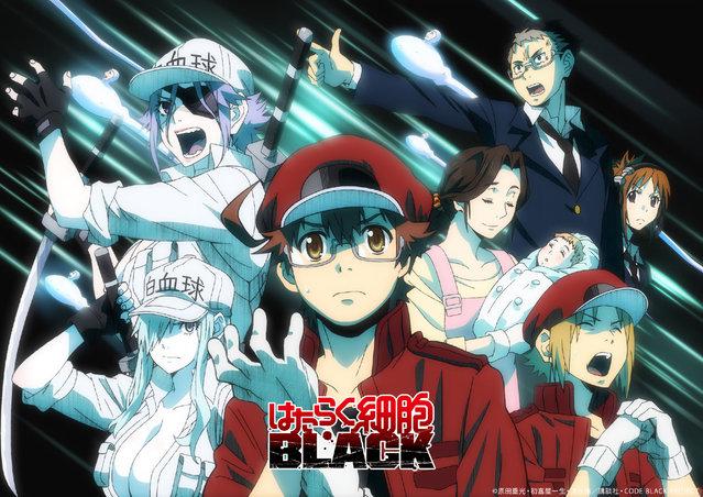 「工作细胞BLACK」第3、4话将组成1小时特别篇,于1月18日播出