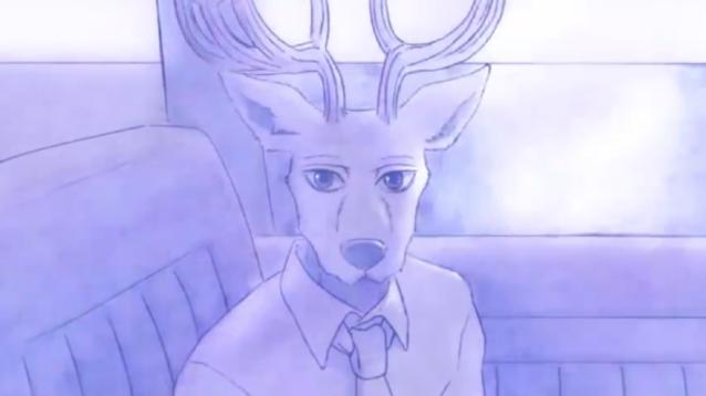 TV动画「BEASTARS」公开第2季无字幕版片尾曲——「温柔的彗星」