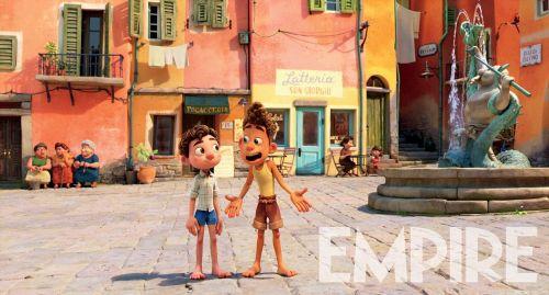 《卢卡》定在2021年夏天——6月18日上映