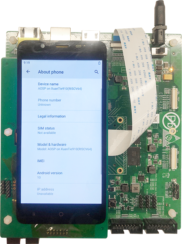 RISC-V前途无量!阿里自研RISC-V处理器玄铁910可在安卓10上运行