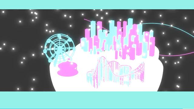 初音未来MIKU LAND主题曲「Happy Coaster」MV公开,一起了解下吧!