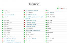 苹果多项服务出现中断情况 涉及 iCloud 备份、照片等