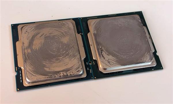 11代酷睿i7-11700下月发布 测试偷跑硬罡锐龙7 5800X