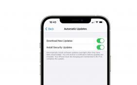 苹果研究新方法来提供独立 iOS 安全更新
