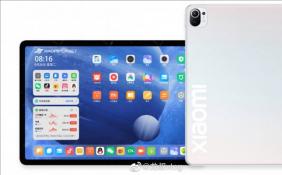 小米平板将在今年回归 小米平板5采用全面屏设计运行全新系统