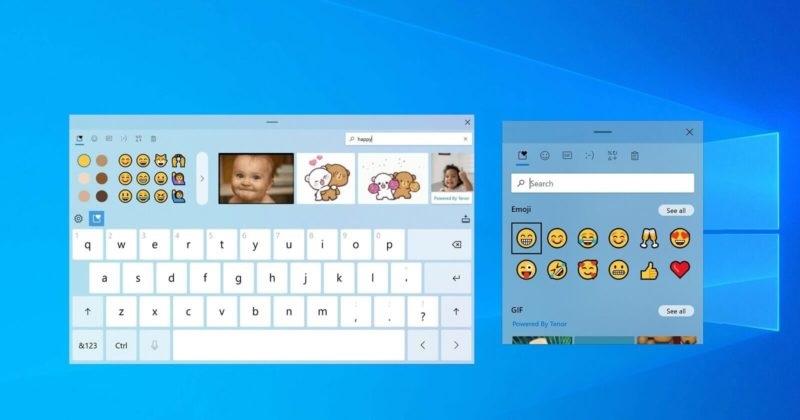 Chrome 浏览器将提高与 Win10 虚拟键盘、表情符号界面的兼容性