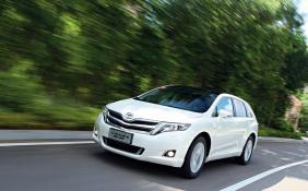 側空氣囊和簾式空氣囊或無法正常展開 豐田中國召回部分進口威颯汽車