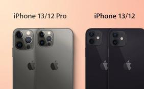 苹果iPhone13示意图曝光 摄像头凸起部分越来越厚