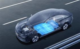 家电巨头美的跨界造车 美的新能源汽车新品发布