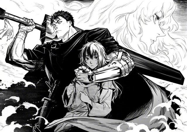 日本漫画家三浦建太郎的名作《剑风传奇》(BERSERK)已确定被改编成大银幕系列电影