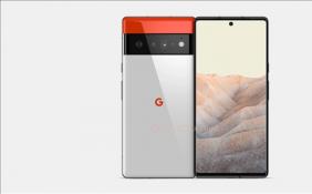 谷歌Pixel 6 Pro渲染图曝光 回归旗舰定位支持屏幕指纹识别
