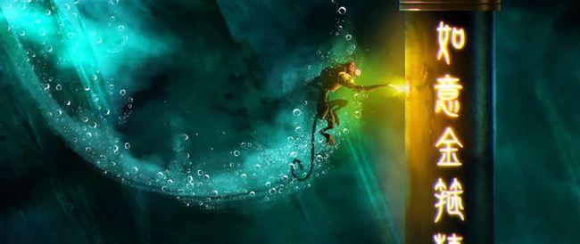 Netflix曝光动画电影《美猴王》概念图,将于2023年上线