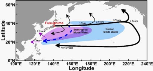 基于新型海洋模式 多国科学家评估日本福岛核废水入海影响