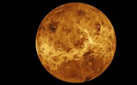 NASA宣布两项金星探测计划 将研究金星的大气和地质特征