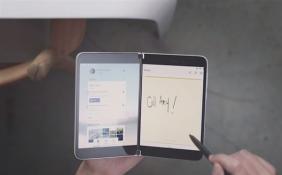 微软Surface Duo 2曝光:延续双屏方案 搭载骁龙888旗舰处理器