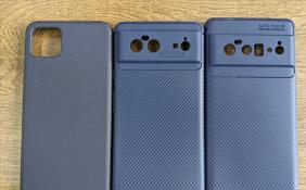 谷歌Pixel 6系列保护壳曝光 真机或在今年四季度推出