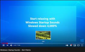 微软发布Win11预热短片 将带来全新UI视觉体验和音频内容