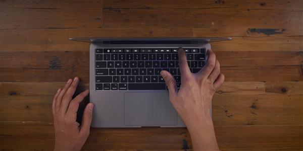 机构称新MacBook Pro将取消触控栏 OLED面板将迁移到iPad产品线上