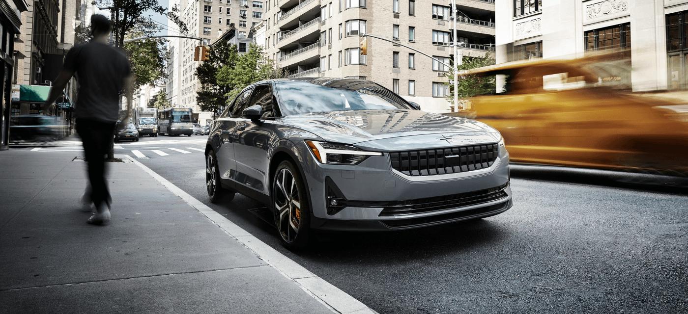 沃尔沃汽车增持极星股份至49.5% 电动汽车技术迅速发展