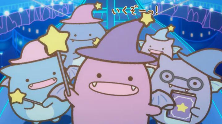 《角落萌宠》新剧场动画第二弹《电影 角落萌宠蓝色月夜的魔法之子》预定11月上映