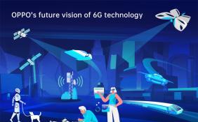 OPPO发布6G白皮书 6G或将颠覆人工智能工作方式