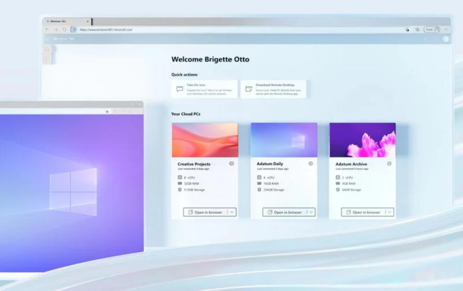 微软押注混合工作模式崛起 将使Windows操作系统被更广泛地使用