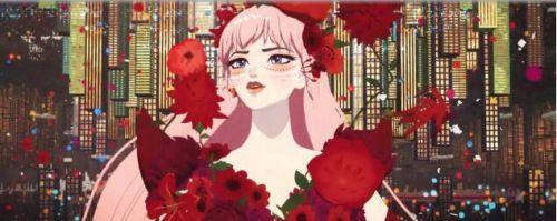 动画电影『龙与雀斑公主』的主题歌「U」MV发布