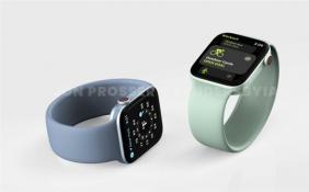 曝Apple Watch S7有望加入120Hz高刷屏 成全球首款高刷智能手表