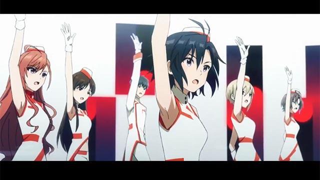 「偶像大师」系列概念影像「VOY@GER」先导PV公开,同名印象曲将于8月4日发售