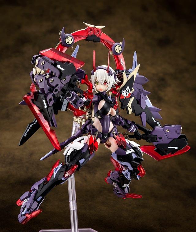 「女神装置」皇巫 须佐之男手办开订,预计于2022年1月发售