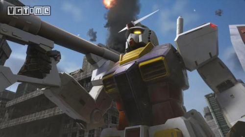 万代南梦宫官方发布了《机动战士高达:战斗行动 2》新开场动画