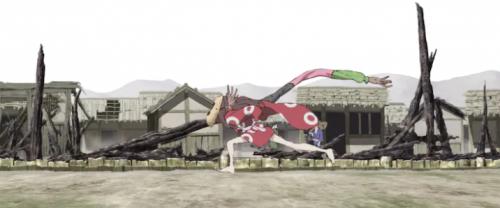 全新动画长片《犬王》官方已经确定2022年初夏上映